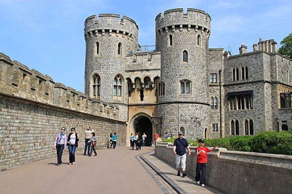 Windsor Castle, the Norman Gate - Sputnik International