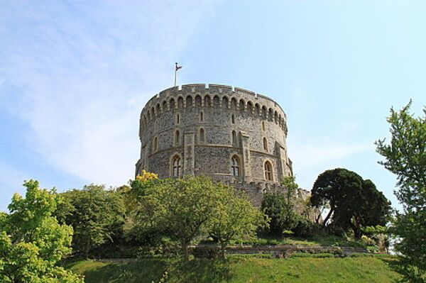 The Round Tower, Windsor Castle - Sputnik International