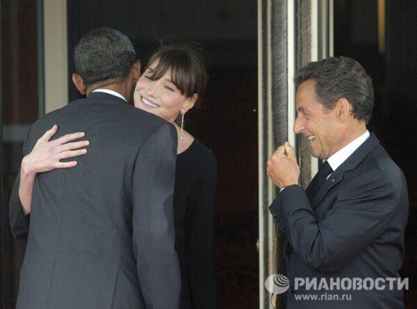 G8 Summit in Deauville - Sputnik International