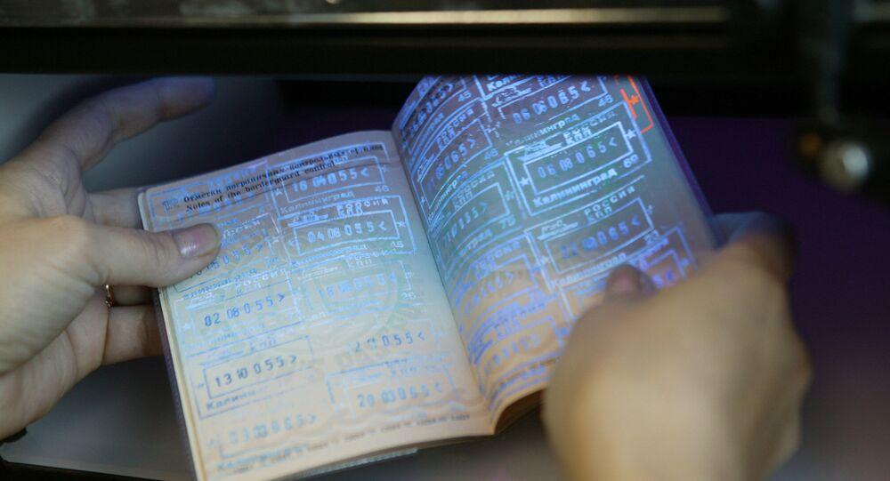 Russia, U.S. to agree on three-year multiple entry visa soon