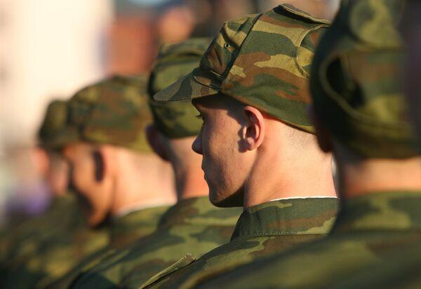 Russian soldiers - Sputnik International