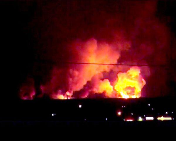 Russia's Urals arms depot blasts leave 95 people injured - Sputnik International