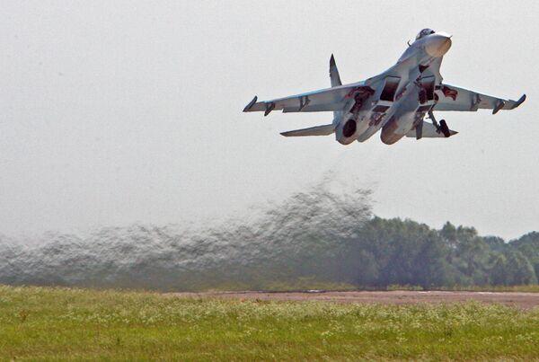 Joint Russia-NATO anti-terrorism drills Vigilant Skies 2011 - Sputnik International