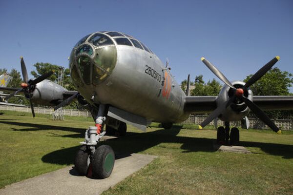 Central Air Force Museum in Monino near Moscow - Sputnik International