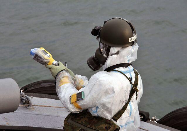 Радиоактивный стронций обнаружен в 62 км от АЭС Фукусима-1