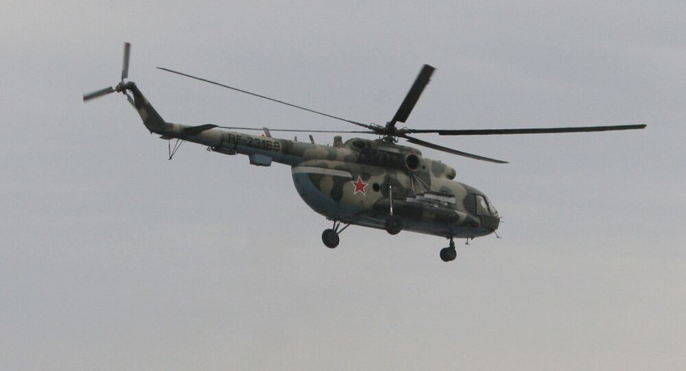 The Mil Mi-8/17 transport helicopter tops the list of Russian aircraft on Flightglobal's 2015 Top 10 most popular military aircraft