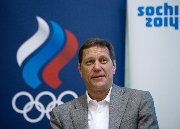 Russian Olympic Committee President Alexander Zhukov - Sputnik International