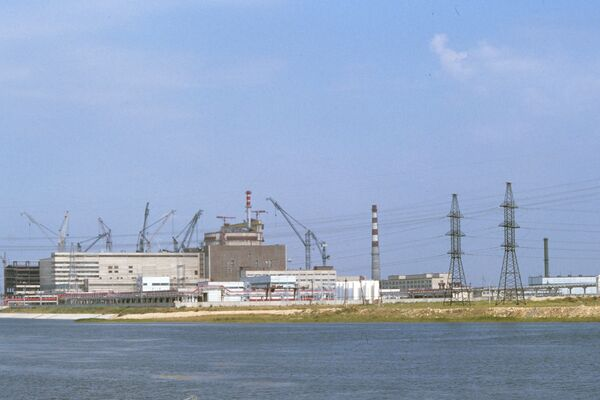 Radiation levels around the NPP remain unchanged and the work of the fourth reactor will resume after the repairs on two damaged power lines have been done. - Sputnik International