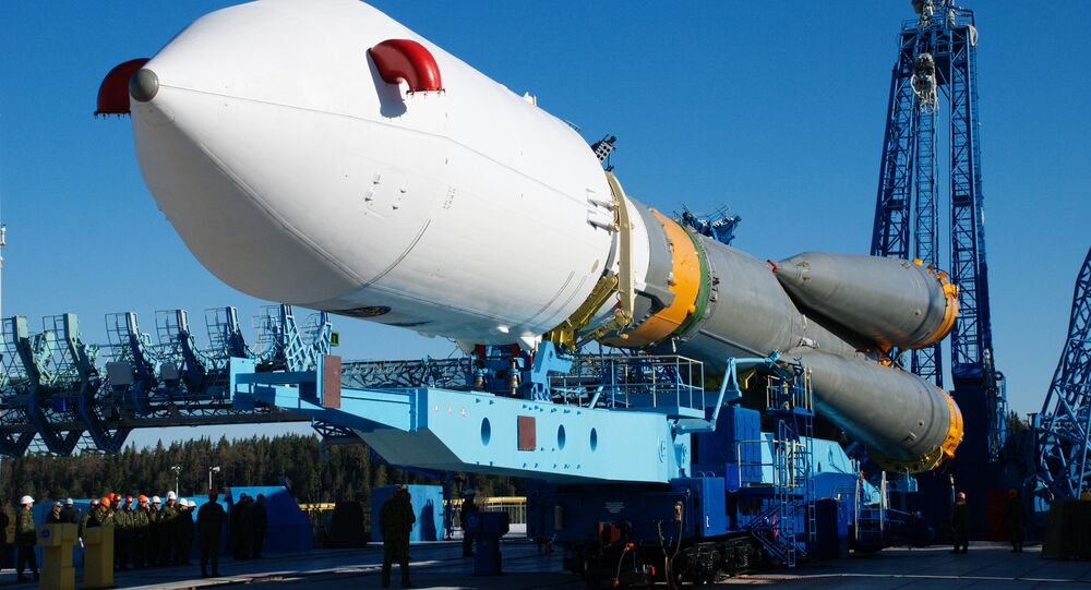 Western sanctions imposed against Russia are giving a boost to the country's space industry.