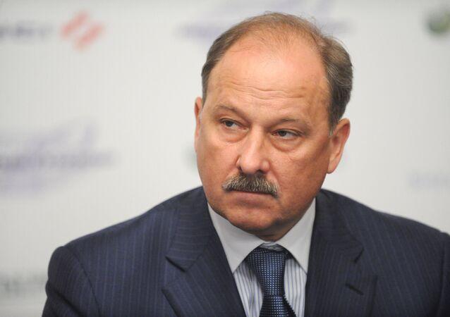 Vnesheconombank CEO Vladimir Dmitriyev
