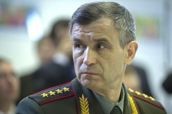 Russian Interior Minister Rashid Nurgaliyev - Sputnik International
