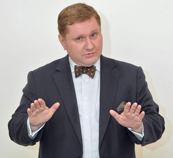 Konstantin von Eggert - Sputnik International