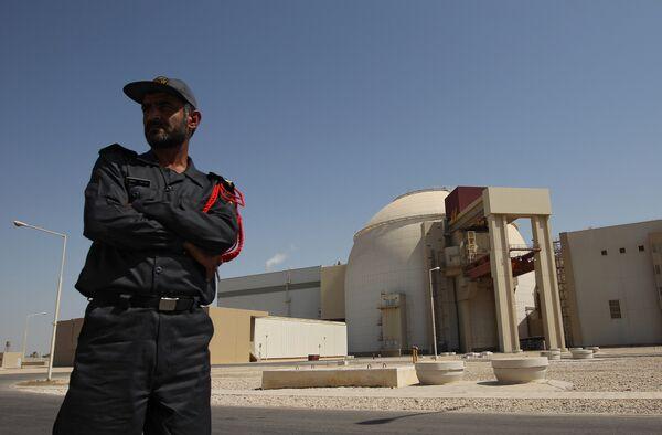 Bushehr nuclear power plant in southern Iran - Sputnik International