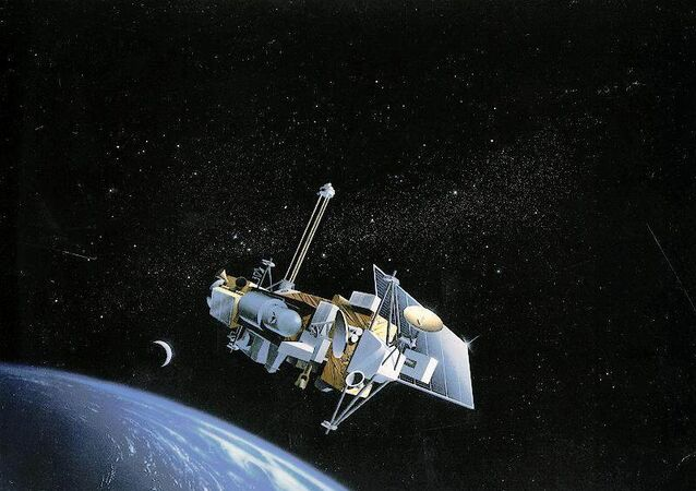 Upper atmosphere research satellite UARS