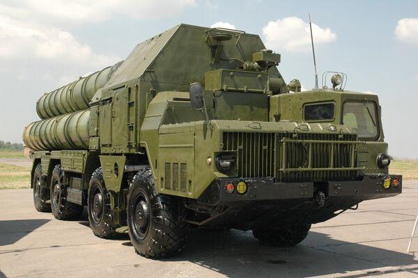 Russian S-300 air defense missile system (archive) - Sputnik International