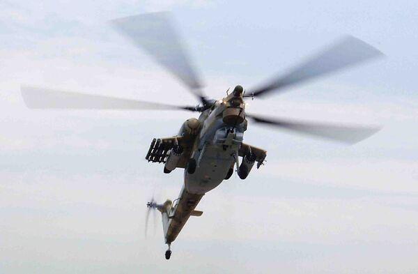 Mi-28N attack helicopter - Sputnik International