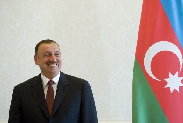 Ilham Aliyev - Sputnik International