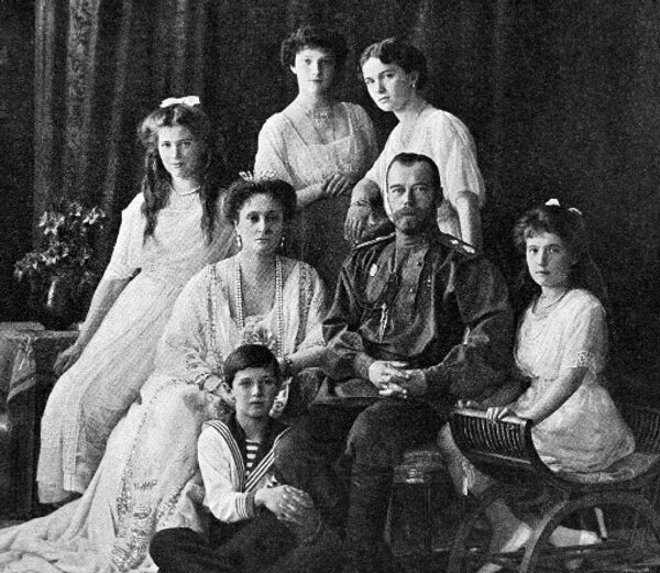 Investigative committee declares tsar family remains 'authentic' - Sputnik International