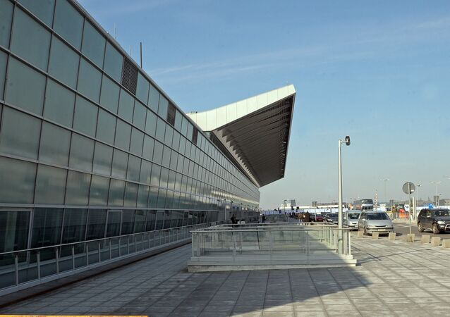 Warsaw's Fryderyk Chopin airport. Archive