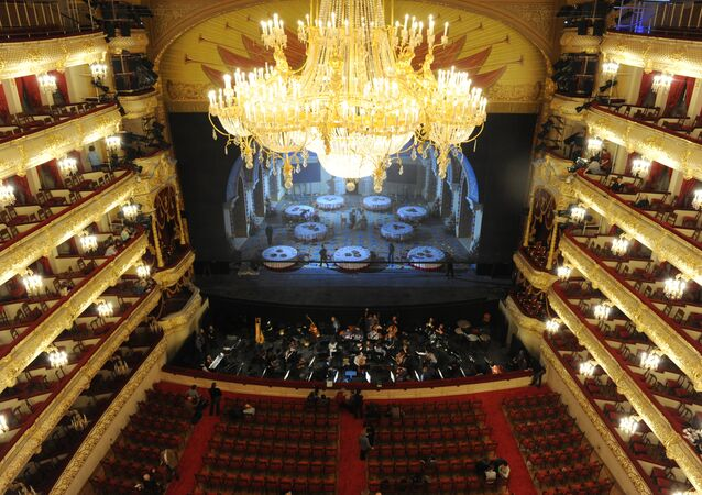 The director of Washington National Opera's Domingo-Cafritz Young Artist program said that WNO is interested in expanding cultural ties with Russia beyond its cooperation with the Bolshoi Theatre's Young Artist Opera Program.