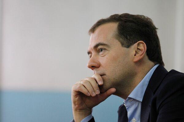 Medvedev, Obama to discuss missile defense at APEC summit - Sputnik International