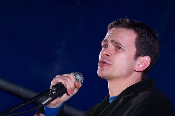 Ilya Yashin - Sputnik International