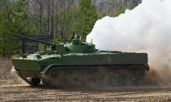 Russia is set to sell up to 60 infantry fighting vehicles (IFV) to Indonesia in a deal worth more than $100 million - Sputnik International