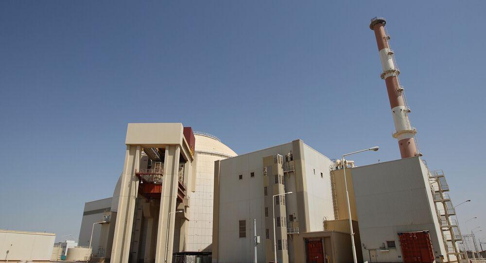 Bushehr nuclear power station