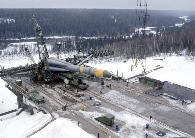 Two military satellites are scheduled to be launched this month from the Plesetsk space center in northern Russia.