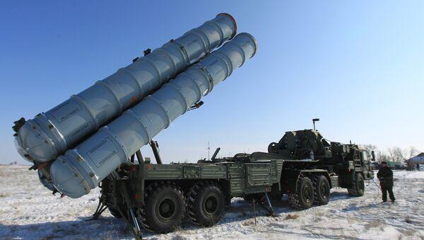S-400 Triumph (SA-21 Growler) air defense system - Sputnik International
