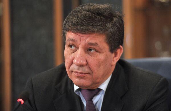 Head of Russian Space Agency Roscosmos Vladimir Popovkin - Sputnik International
