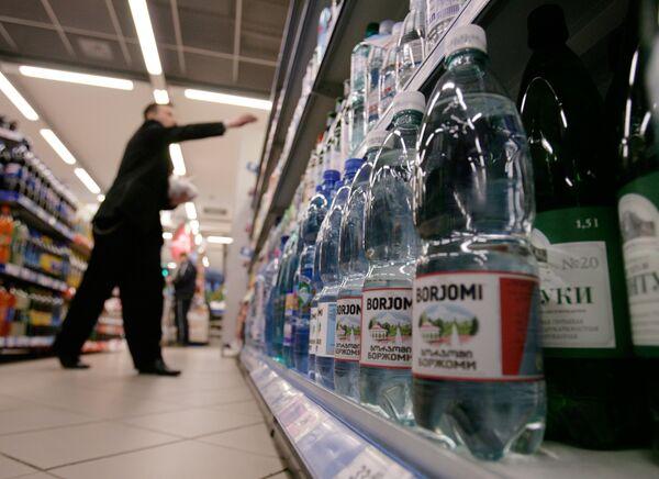 Borjomi mineral water - Sputnik International