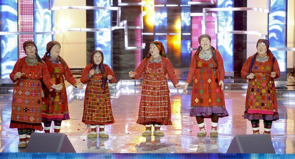 Buranovskie Babushki
