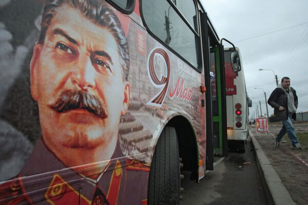 Stalin Buses to be Launched in 40 Former Soviet Cities          - Sputnik International