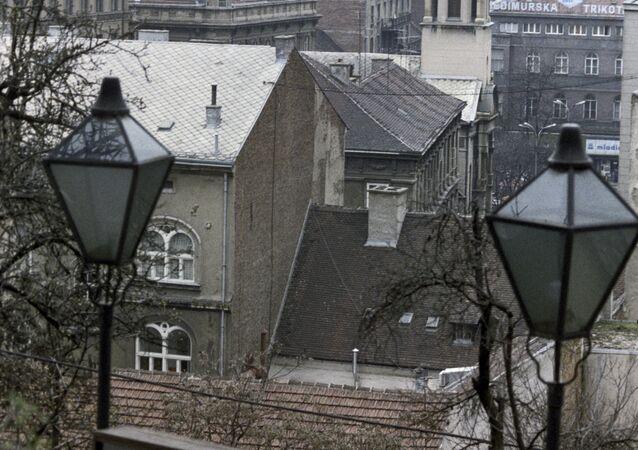 Zagreb, Croatia's capital