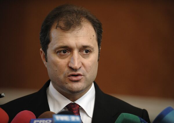 Moldovan Prime Minister Vladimir Filat - Sputnik International