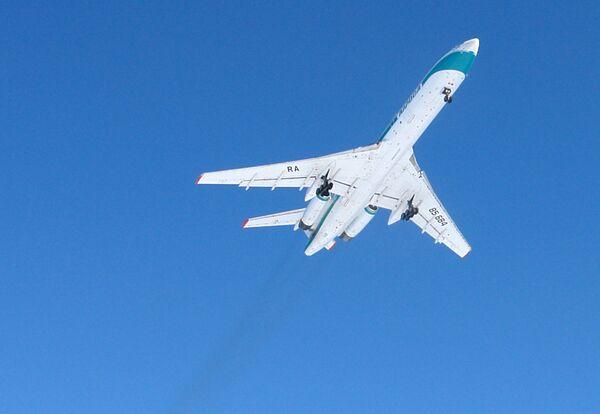 Tu-154. Archive  - Sputnik International