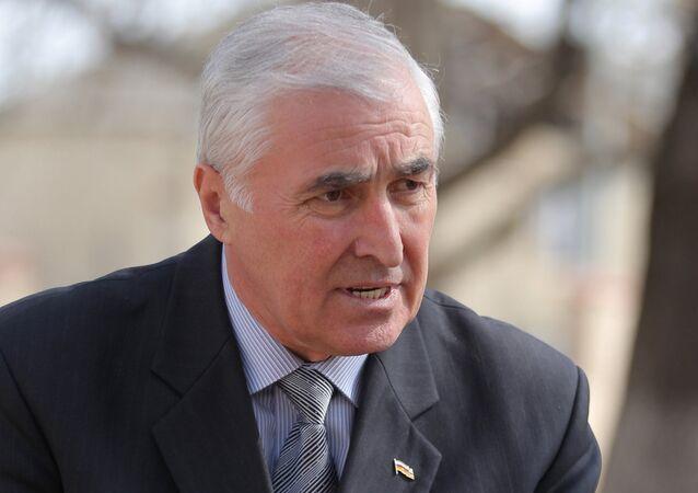 South Ossetian President-Elect Leonid Tibilov