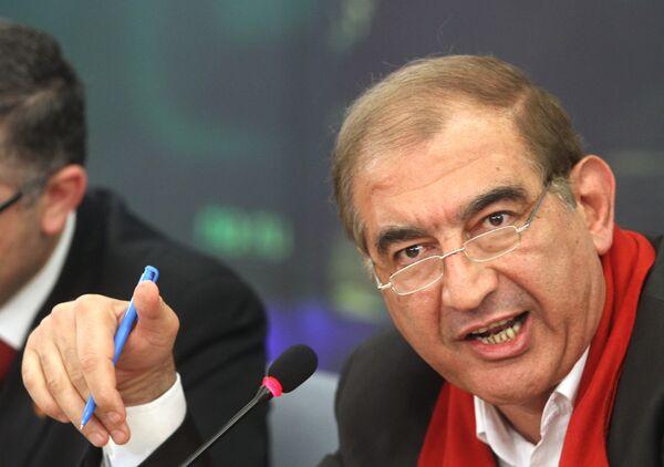Syrian Deputy Premier Qadri Jamil - Sputnik International