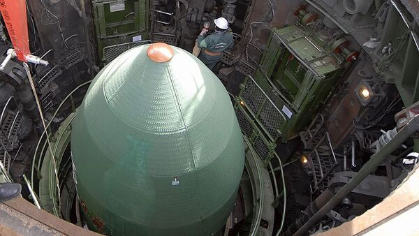 Russia Plans to Launch 16 ICBMs This Year - Sputnik International