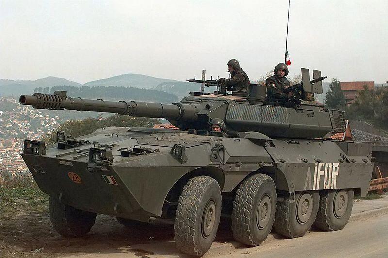 Centauro tank destroyer