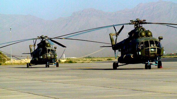 Mi-17 helicopters - Sputnik International