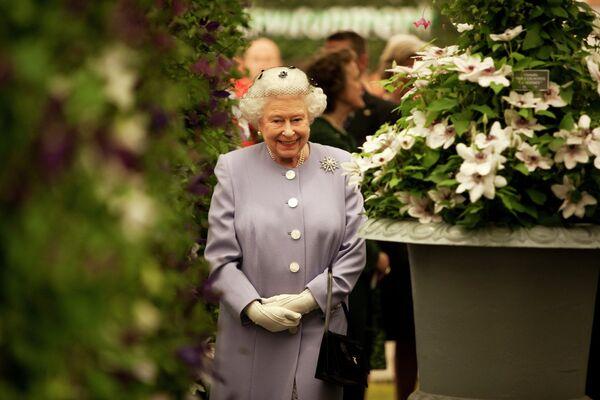Chelsea Flower Show to Celebrate Anniversary of Elizabeth II's Reign  - Sputnik International
