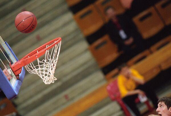Basketball: Ex-Charlotte Guard Higgins Moves to Russia - Sputnik International