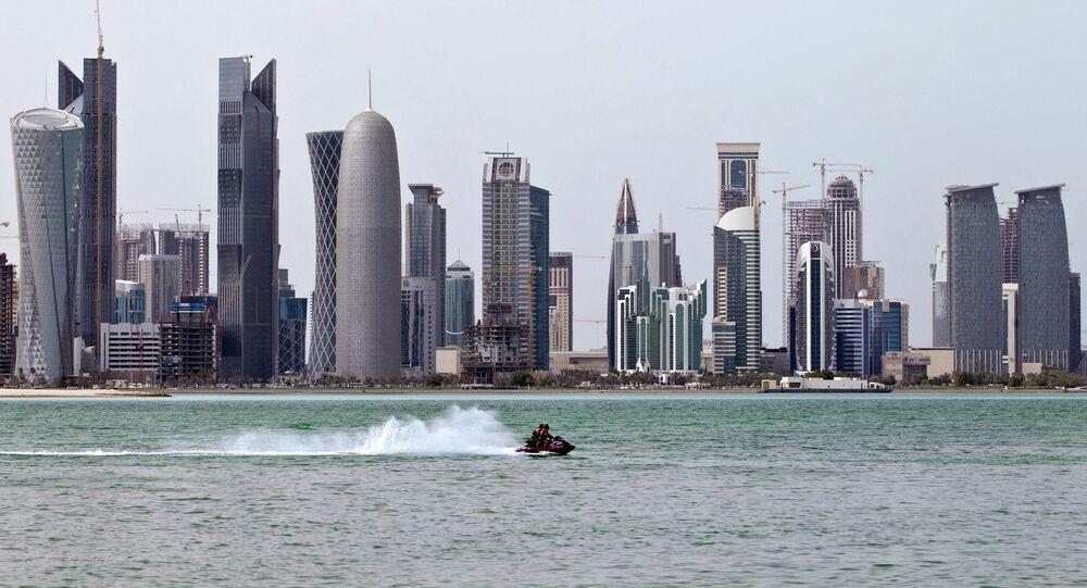 Doha Tower
