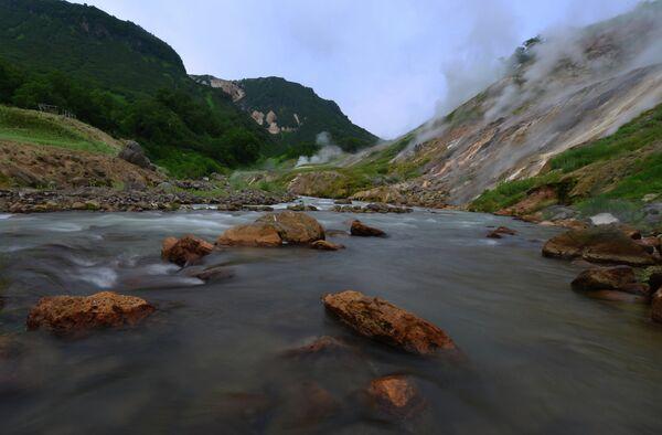 Russian Nature Reserve - Sputnik International