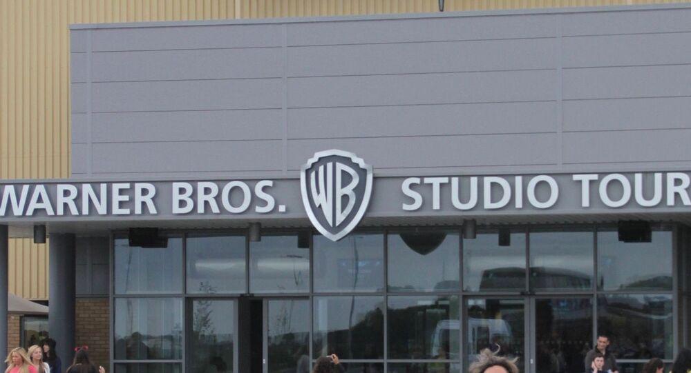Студия, где снимали Гарри Поттера