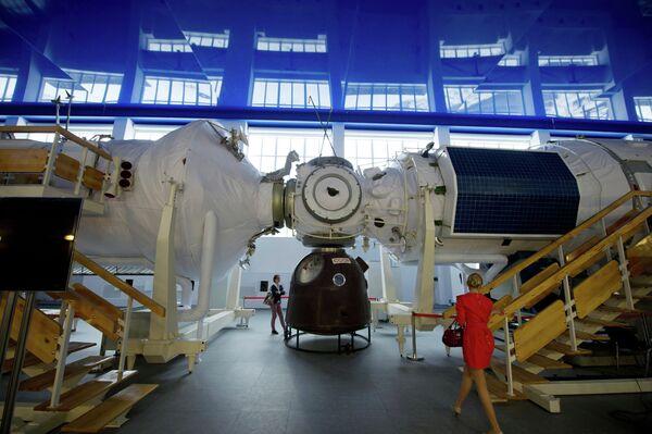 Russia to Alter Cosmonaut Recruitment Drives - Sputnik International