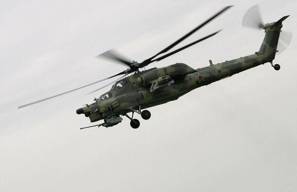 Mi-28N - Sputnik International