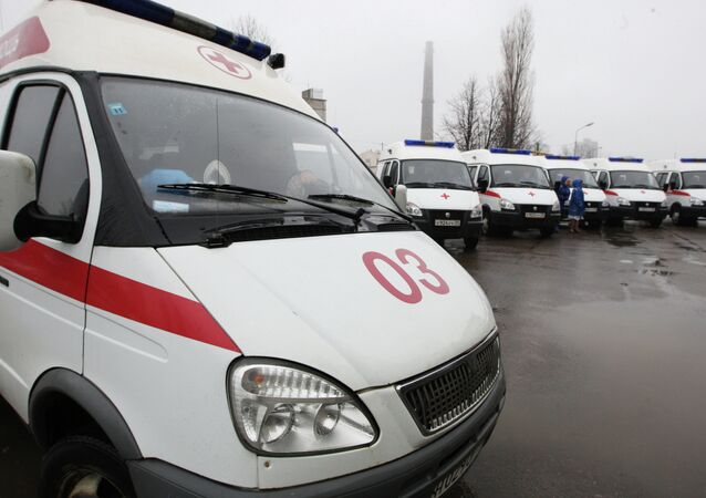 At least one person killed in an explosion of natural gas in a residential house in Russia's city of Ivanovo